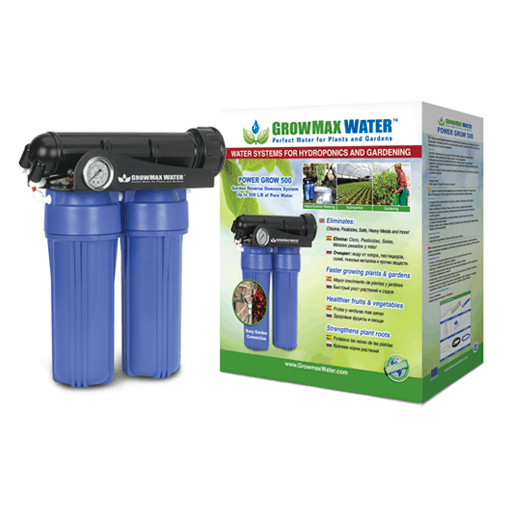 FILTRO OSMOSI GROWMAX POWER GROW 500LT/G
