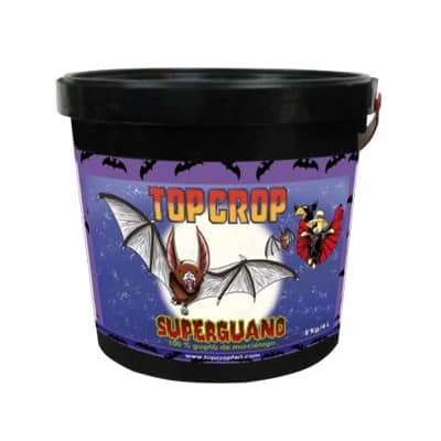 SUPER GUANO TOP CROP