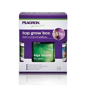 PLAGRON - KIT TOP GROW BOX ALGA