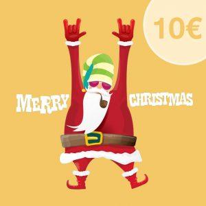 Voucher di Natale – 10€