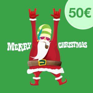 Voucher di Natale - 50€
