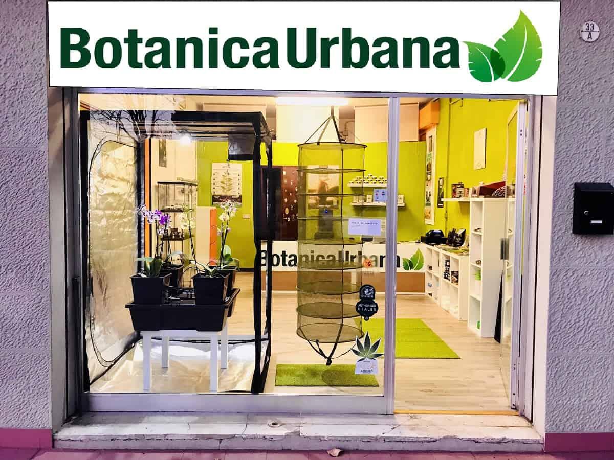 Botanica Urbana GrowShop Bologna