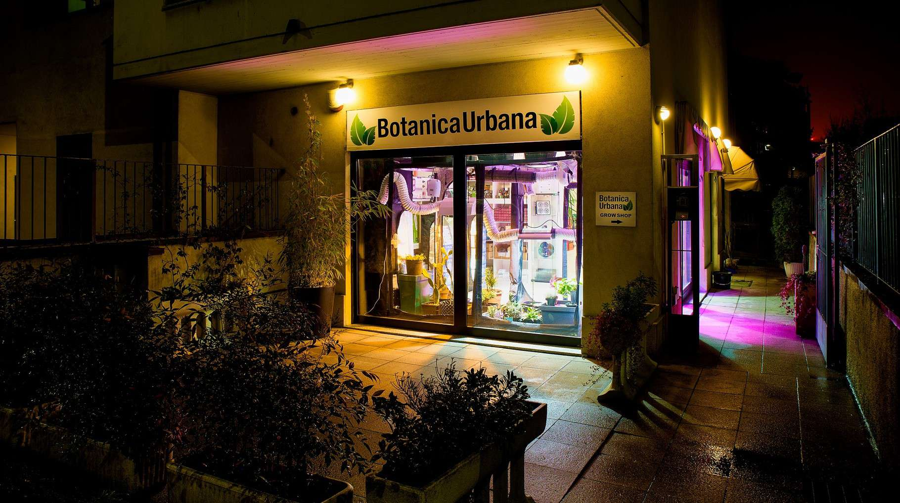 Botanica Urbana GrowShop Milano