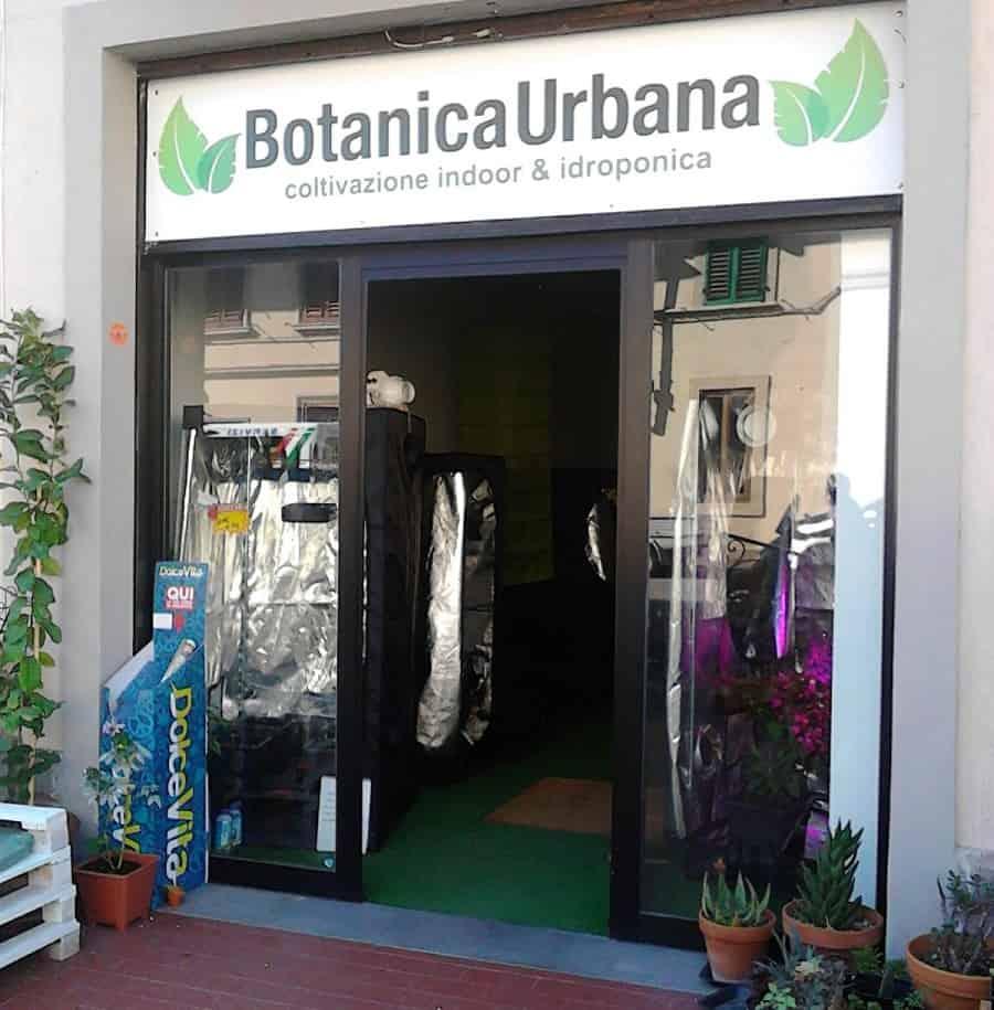 Botanica Urbana GrowShop Firenze