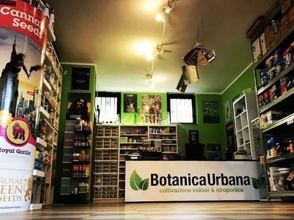 Botanica Urbana GrowShop Senago