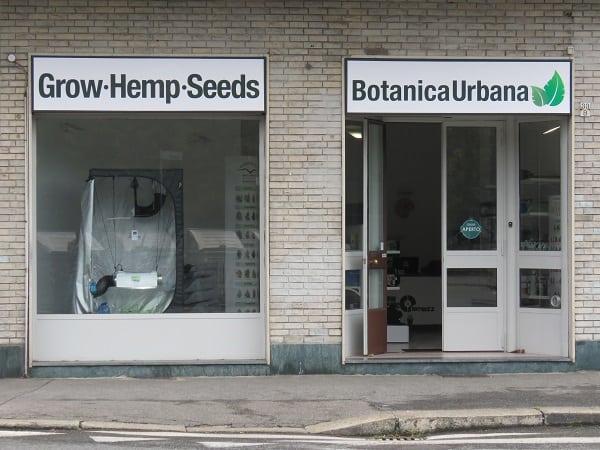 Botanica Urbana GrowShop Torino