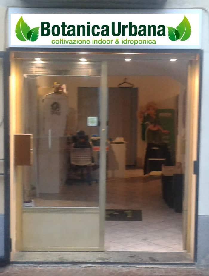 Botanica Urbana Grow Shop Ivrea