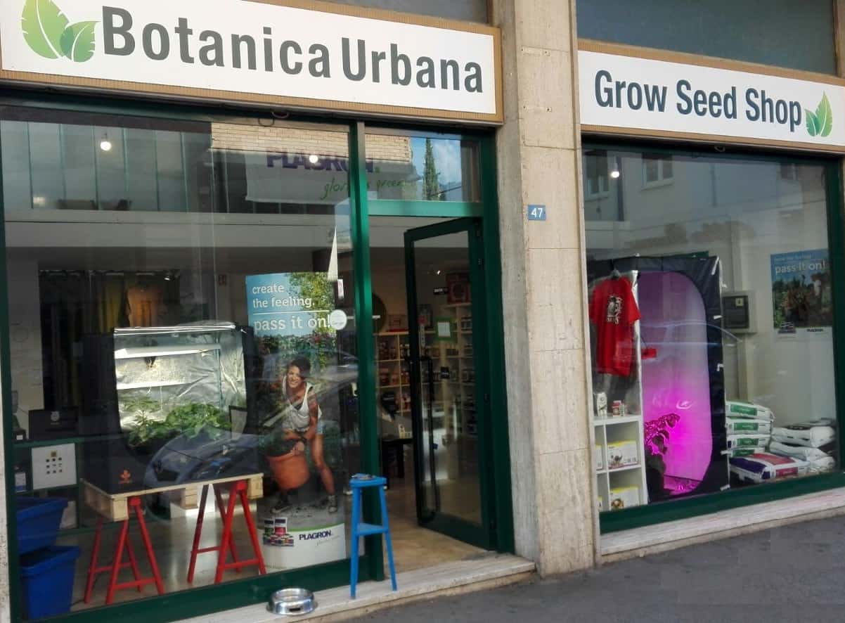 Botanica Urbana GrowShop Vicenza